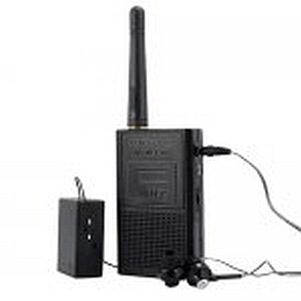 UHF Audio Transmitter and Receiver
