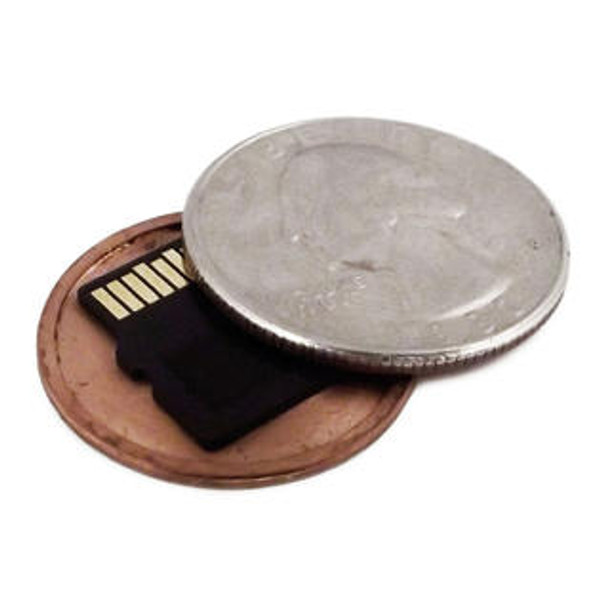 Coin with Hidden Compartment