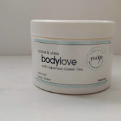 cocoa & shea bodylove  with green tea extracts
