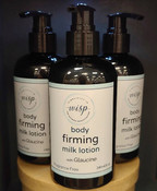 body firming milk lotion with gluacine