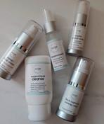 Wisp's Winter facial care kit-5 best sellers in elegant cosmetic case
