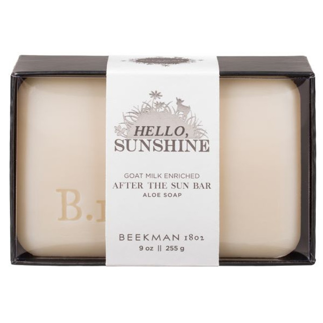 Beekman 1802  Clay, Aloe, Goat milk Triple Milled