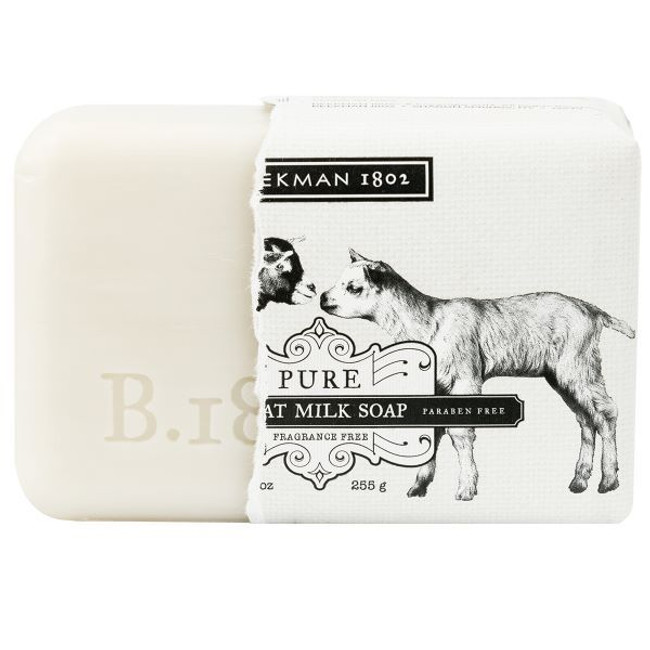 Pure Goat Milk Soap Beekman 1802  9oz Fragrance Free