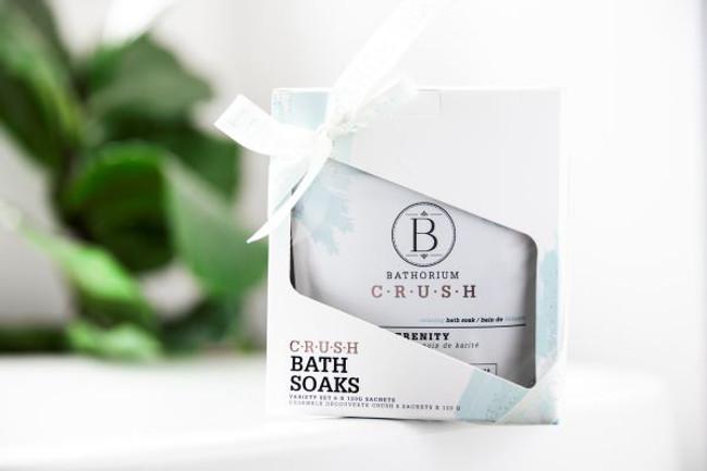 Bathorium Crush gift set
