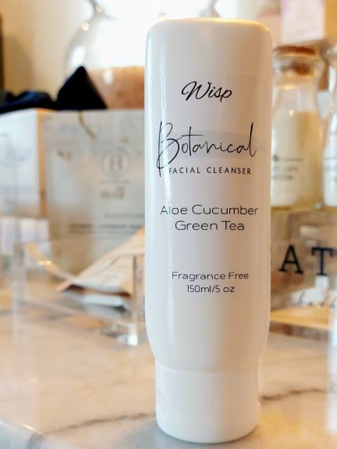 Botanical facial cleanse fragrance free