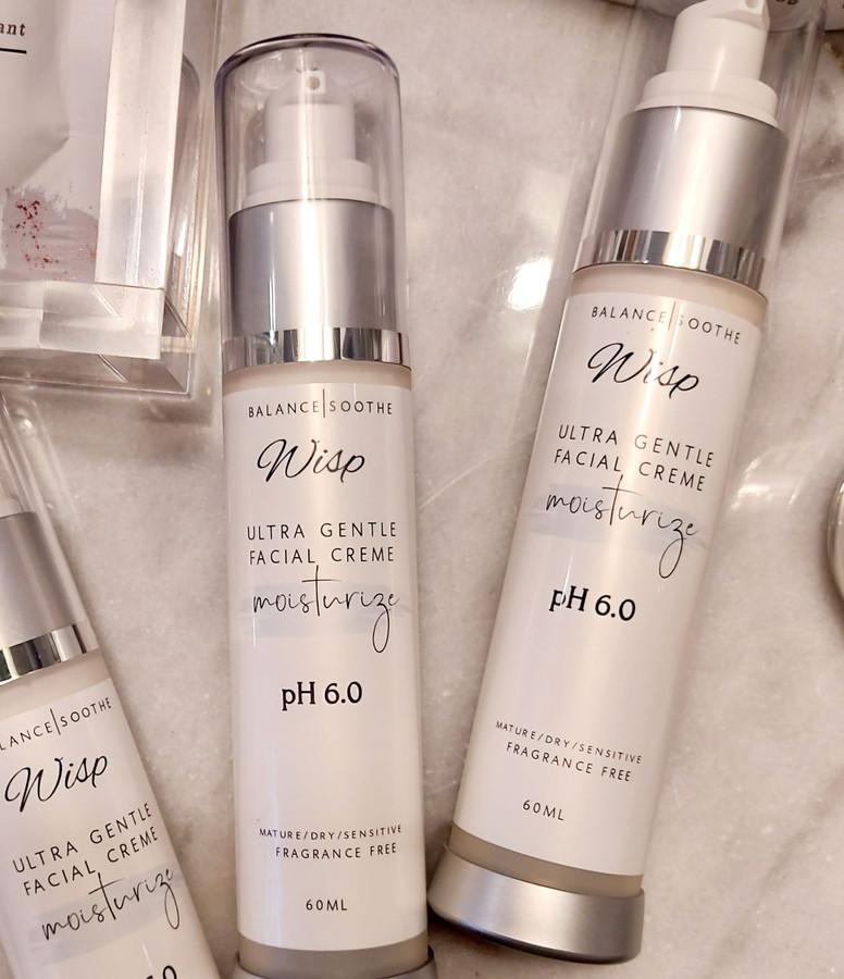 gentle facial moisturizer fragrance free