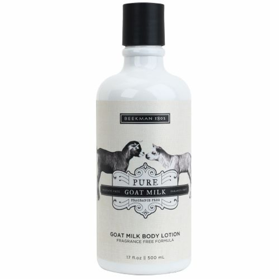 Pure Goat Milk Lotion Fragrance Free Beekman 1802
