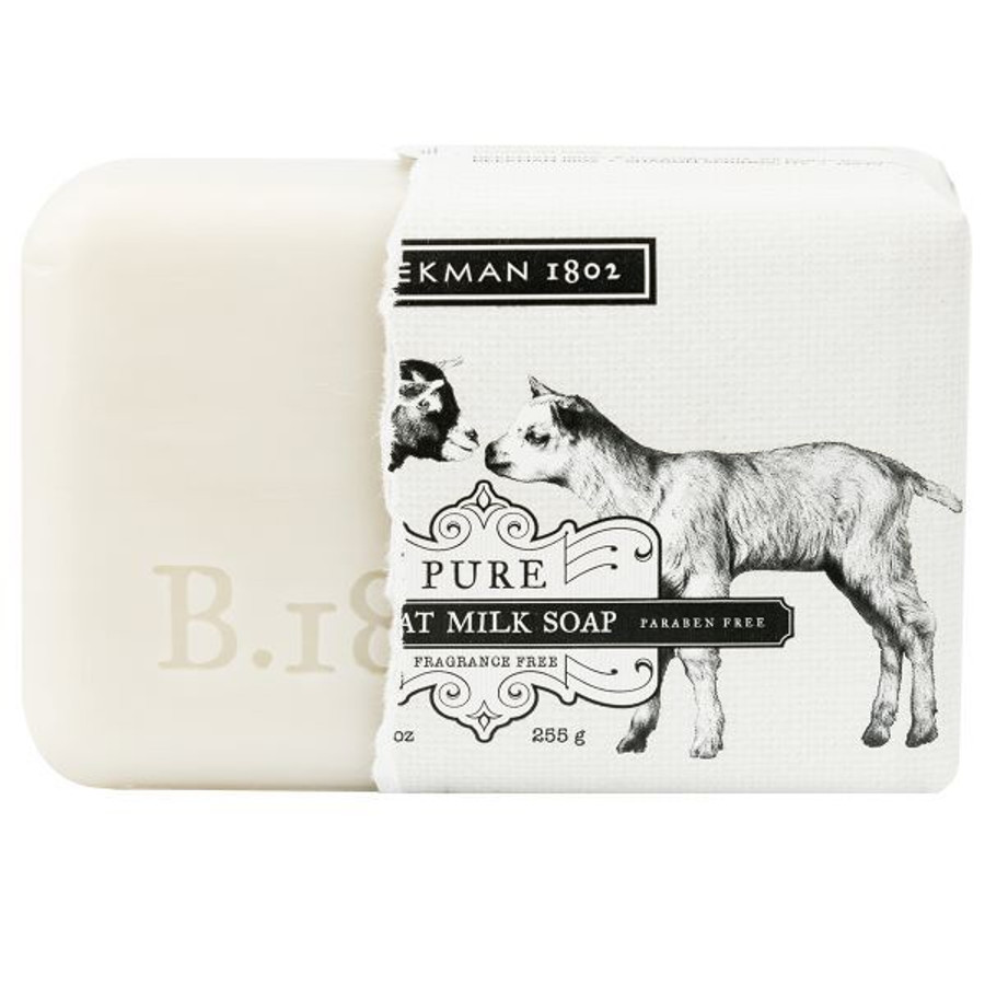 Pure Goat Milk Soap Beekman 1802  9oz Fragrance Free