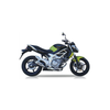 Suzuki Gladius SFV650 / LAMS 09-16 IXIL L2X Hyperlow Exhaust - Slip on