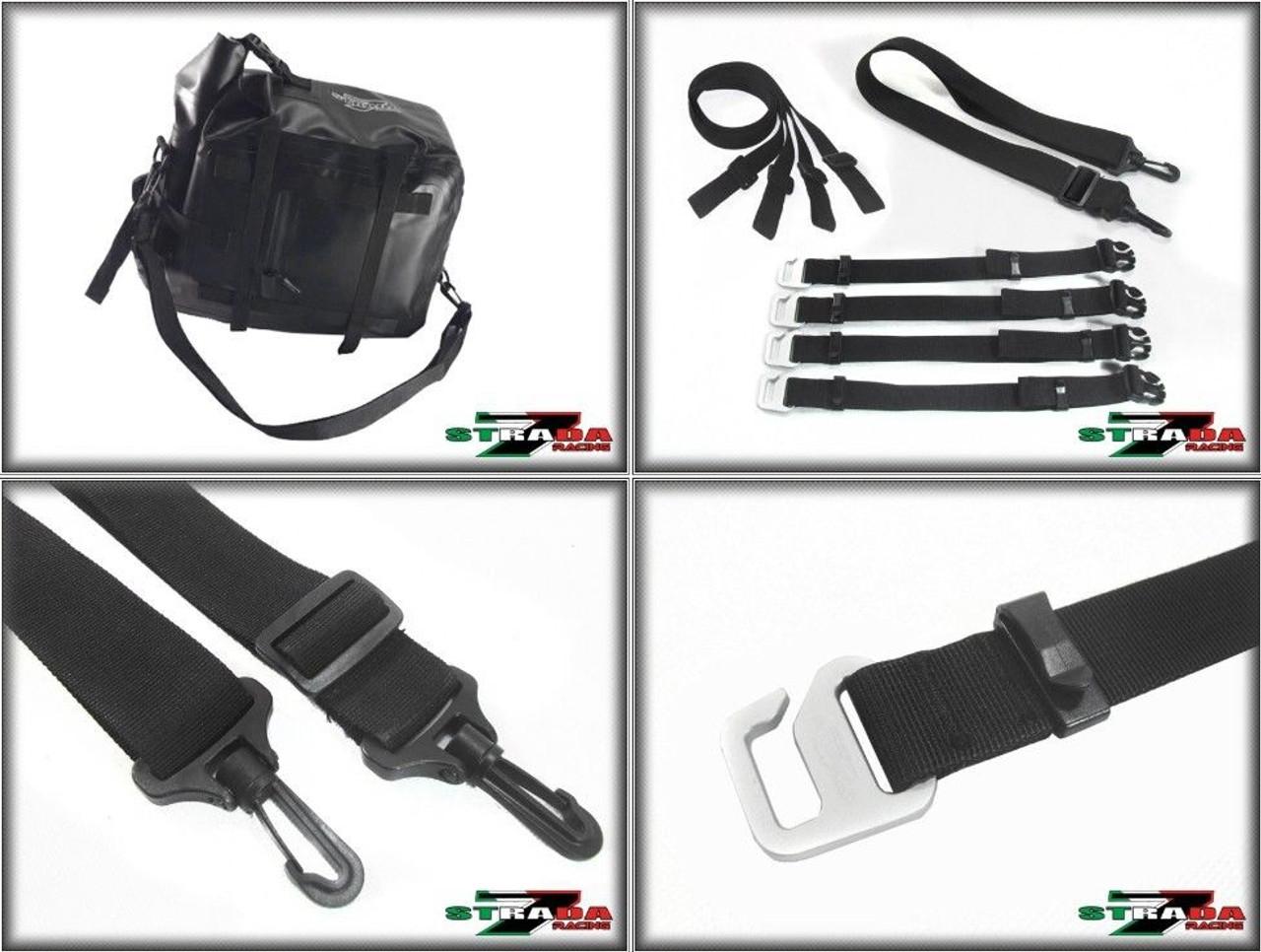 Strada 7 20L Universal Motorcycle Drybag Tail Bag