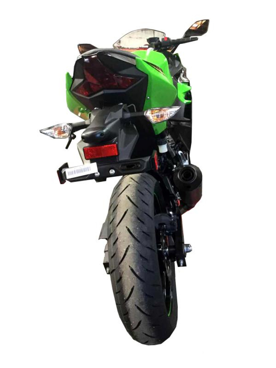 Kawasaki Ninja 400 2018>  - Musarri Street Series GP Slip-on Exhaust