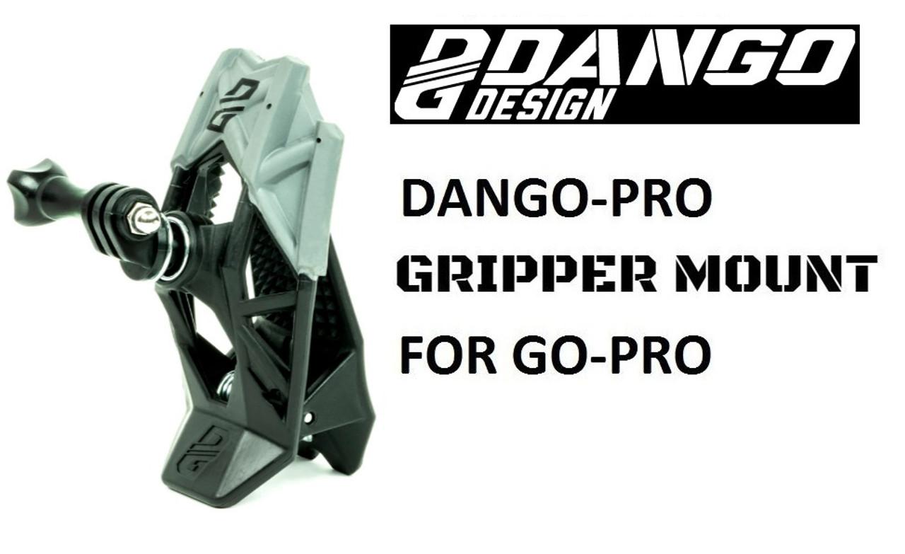 DANGO GRIPPER MOUNT suits all Go Pro Cameras