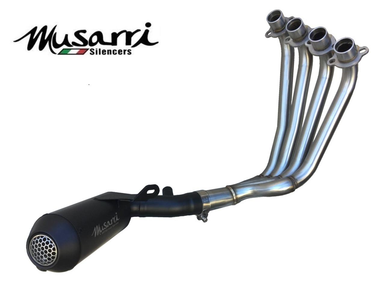 Musarri Street Series GP Full Exhaust
