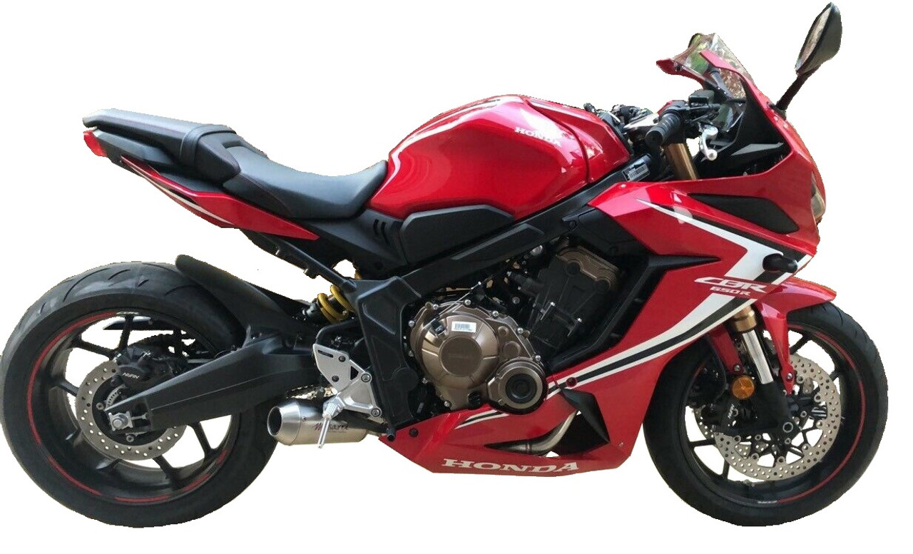 Honda CBR 650R 2019 - 2021Musarri Street Series GP Full Exhaust