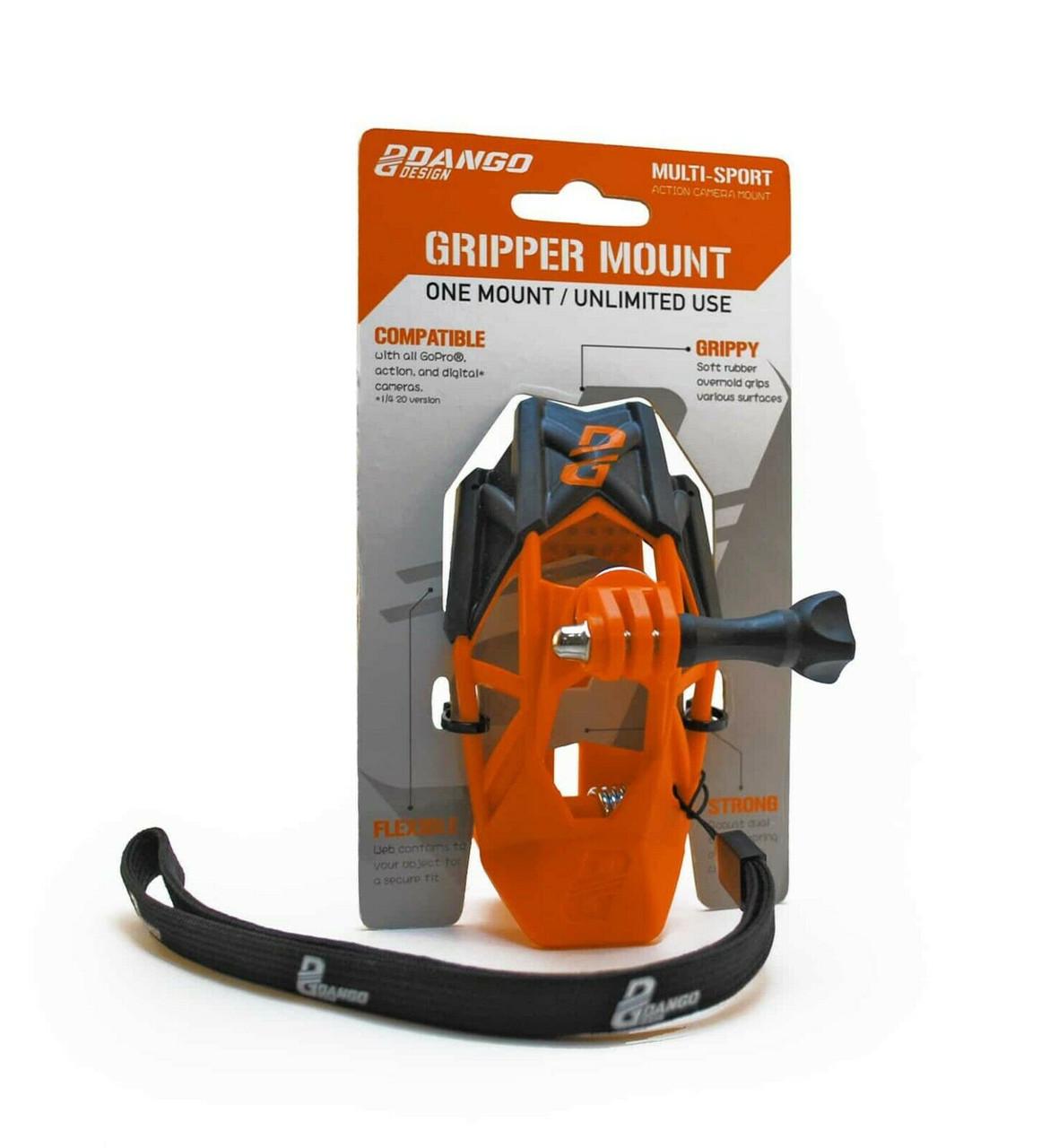 Dango Gripper Mount Orange