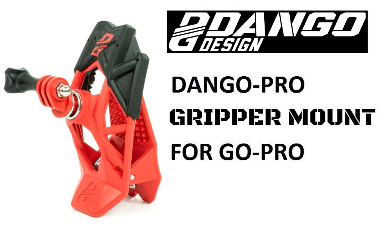 Dango Gripper Mount RED