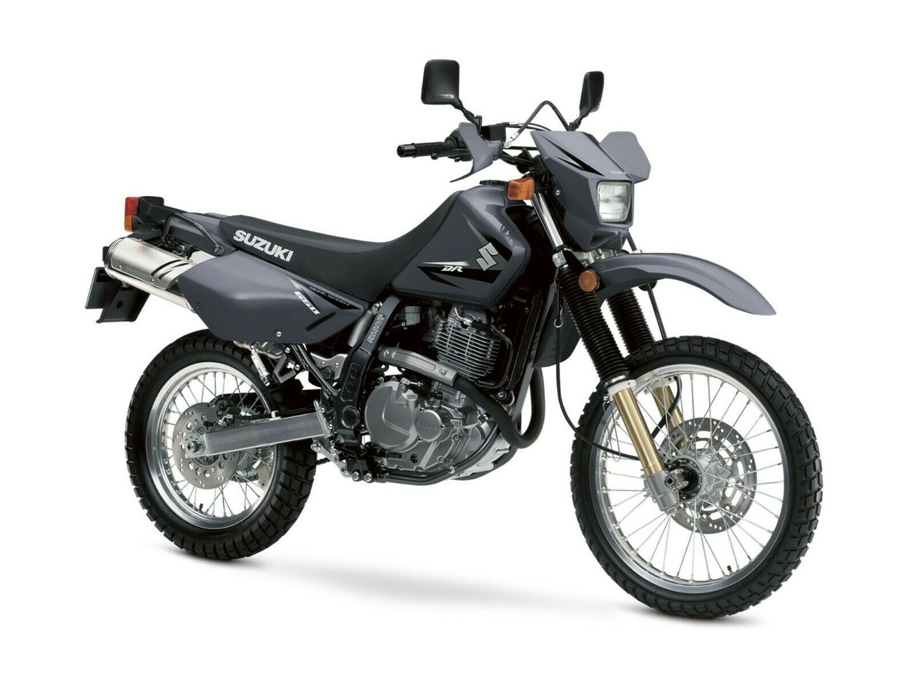 DR650 / DRZ400 Mirrors OEM Style