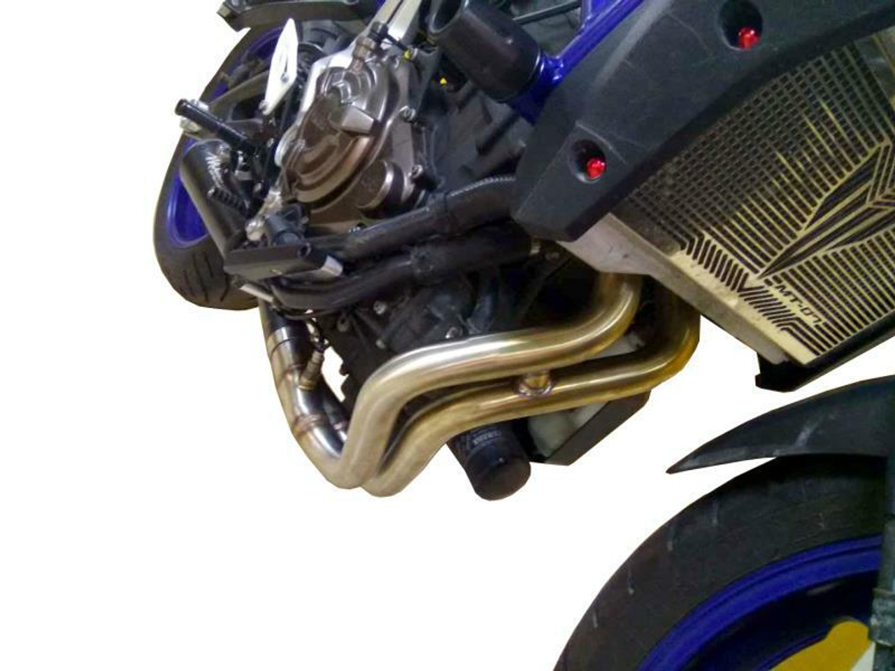 Yamaha MT07 Exhaust Musarri Full System GP Street Series SS