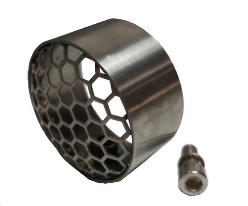 GP Style Exhaust Tip - For Musarri GP Series / Screaming Demon SDR Oval Exhausts