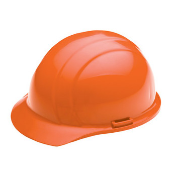 19763 ERB Americana Standard Orange hard hats