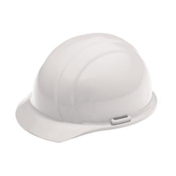 19361 ERB Americana Mega Ratchet White hard hats