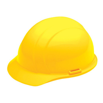 19362 ERB Americana Mega Ratchet Yellow hard hats