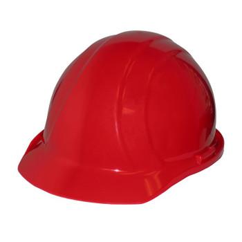 19364 ERB Americana Mega Ratchet Red hard hats