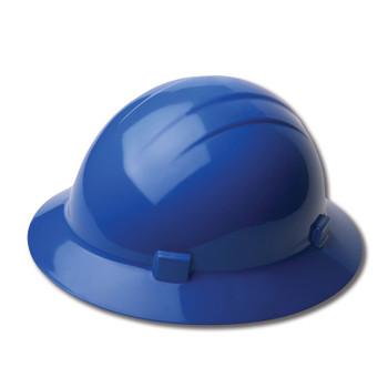 19206 ERB Americana Full Brim Standard Blue hard hats