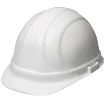 19131 ERB Omega II Standard White Head Protection