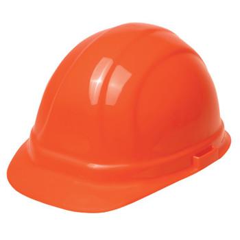 19955 ERB Omega II Mega Ratchet Hi Viz Orange Head Protection