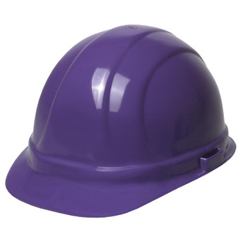 19988 ERB Omega II Mega Ratchet Purple Head Protection