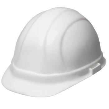19951 ERB Omega II Mega Ratchet White Head Protection