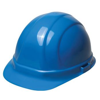 19506 ERB Omega II Full Brim Standard Blue Head Protection