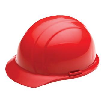 19324 ERB Liberty Mega Ratchet Red Head Protection