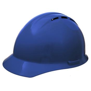 19456 ERB Americana Vent Mega Ratchet Blue hard hats