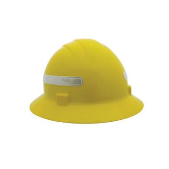 15968 ERB ANSI Reflective Strip White Safety Accessories - Head Accessories