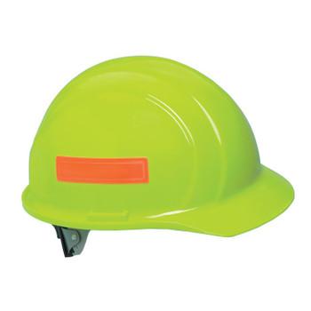 19572 ERB Reflective Strip Fluorescent Orange Safety Accessories - Head Accessories