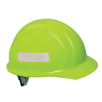 19574 ERB Reflective Strip Fluorescent Silver Safety Accessories - Head Accessories