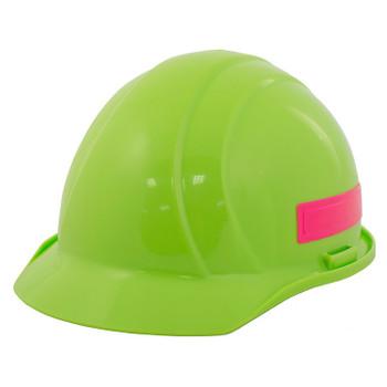 19590 ERB Reflective Strip Fluorescent Pink Safety Accessories - Head Accessories