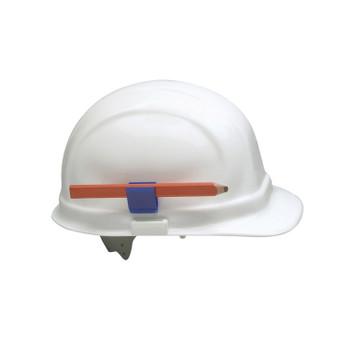 15686 ERB Hard Hat Pencil Clip Blue Safety Accessories - Head Accessories