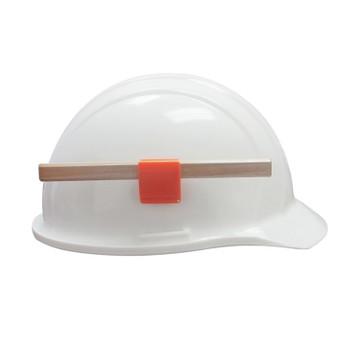 15684 ERB Hard Hat Pencil Clip Orange Safety Accessories - Head Accessories