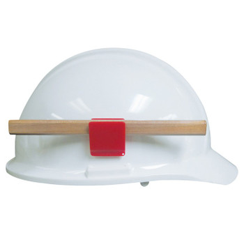15688 ERB Hard Hat Pencil Clip Red Safety Accessories - Head Accessories