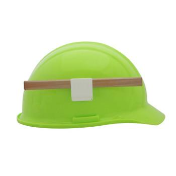 15687 ERB Hard Hat Pencil Clip White Safety Accessories - Head Accessories