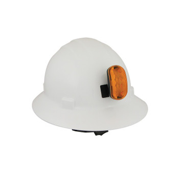 10030 ERB Safety Light Amber Safety Accessories - Head Accessories