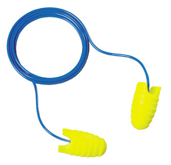 14379 ERB 3M 312-6001 EARsoft Grippers Corded Hearing Protection