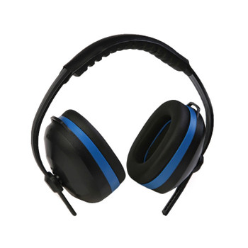 14234 ERB 105 Deluxe Black Ear Muff Hearing Protection