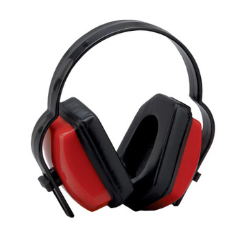 14225 ERB 201 Economy Ear Muff Red Hearing Protection