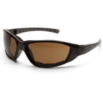 15411 ERB Ammo Black frame, Smoke Anti-fog lens Eye Protection