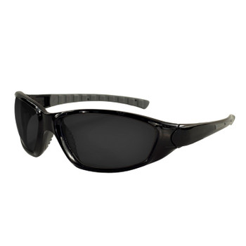 15413 ERB Ammo Black frame, No Foam, Smoke Anti-fog lens Eye Protection