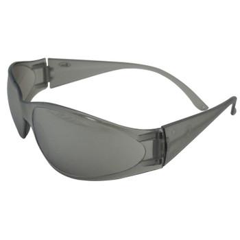 15282 ERB Boas Smoke frame, Silver Mirror lens Eye Protection